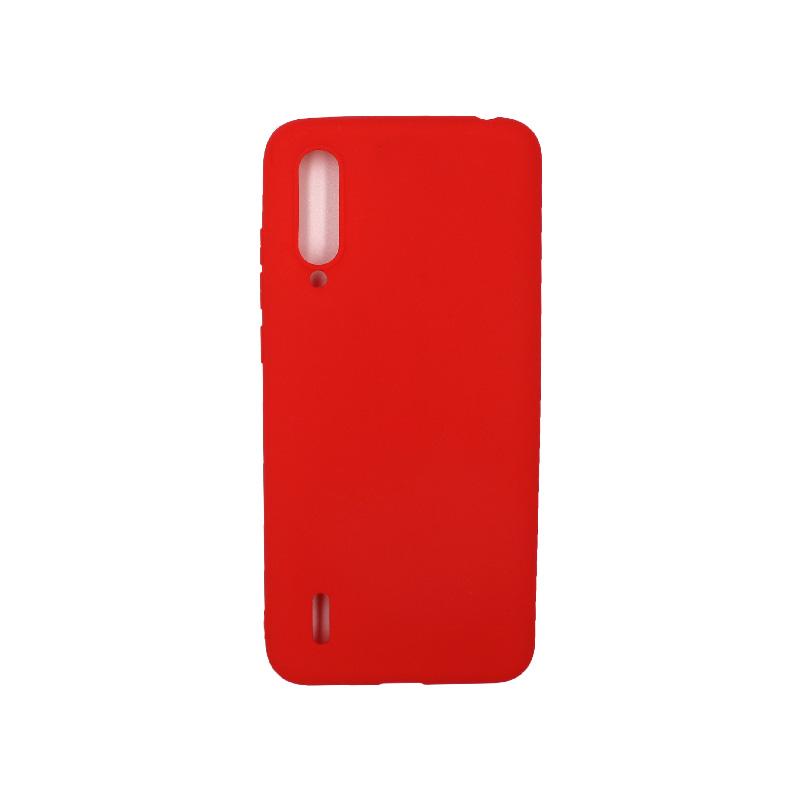 Θήκη Xiaomi Mi 9 Lite / CC9 / A3 Lite Σιλικόνη κόκκινο