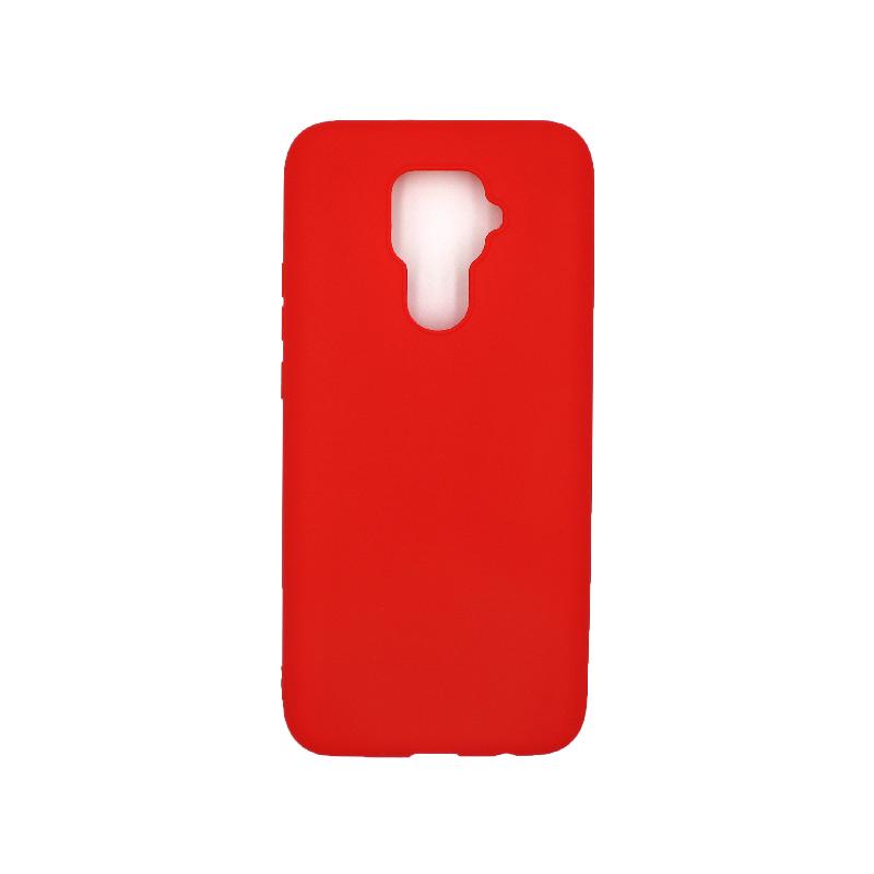 Θήκη Huawei Mate 30 Σιλικόνη κόκκινο