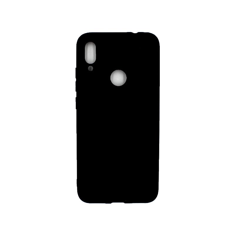 Θήκη Xiaomi Redmi Note 7 / 7 Pro Σιλικόνη μαύρο
