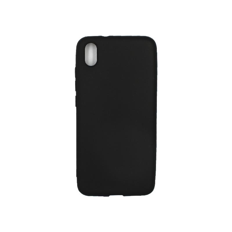 Θήκη Xiaomi Redmi 7Α Σιλικόνη μαύρο