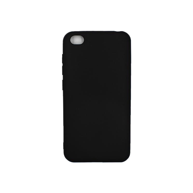 Θήκη Xiaomi Redmi Go Σιλικόνη μαύρο