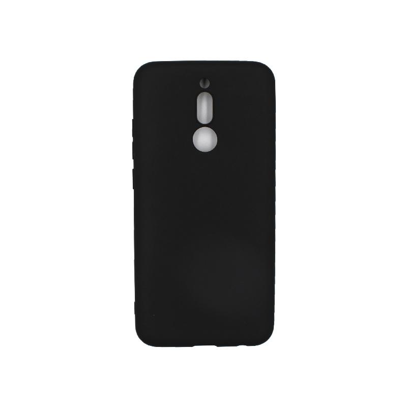 Θήκη Xiaomi Redmi 8 Σιλικόνη μαύρο