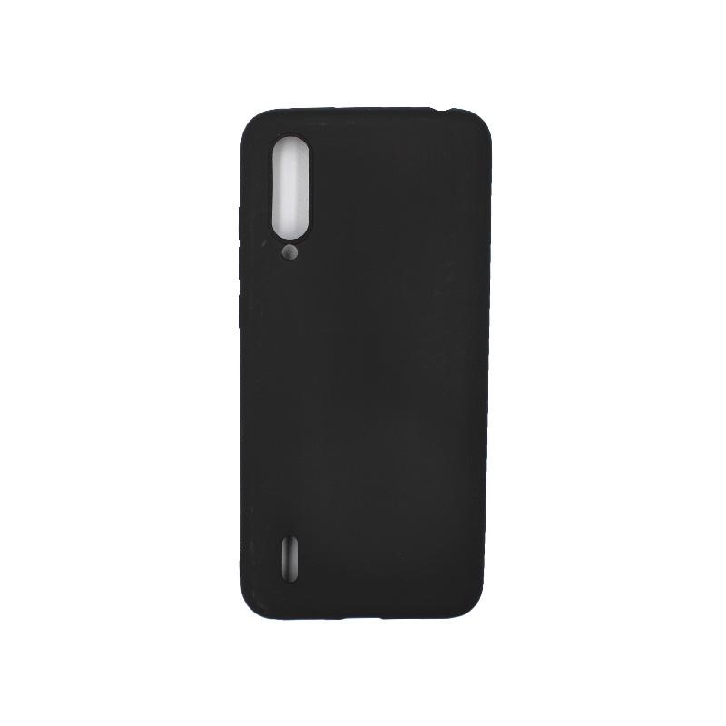 Θήκη Xiaomi Mi 9 Lite / CC9 / A3 Lite Σιλικόνη μαύρο