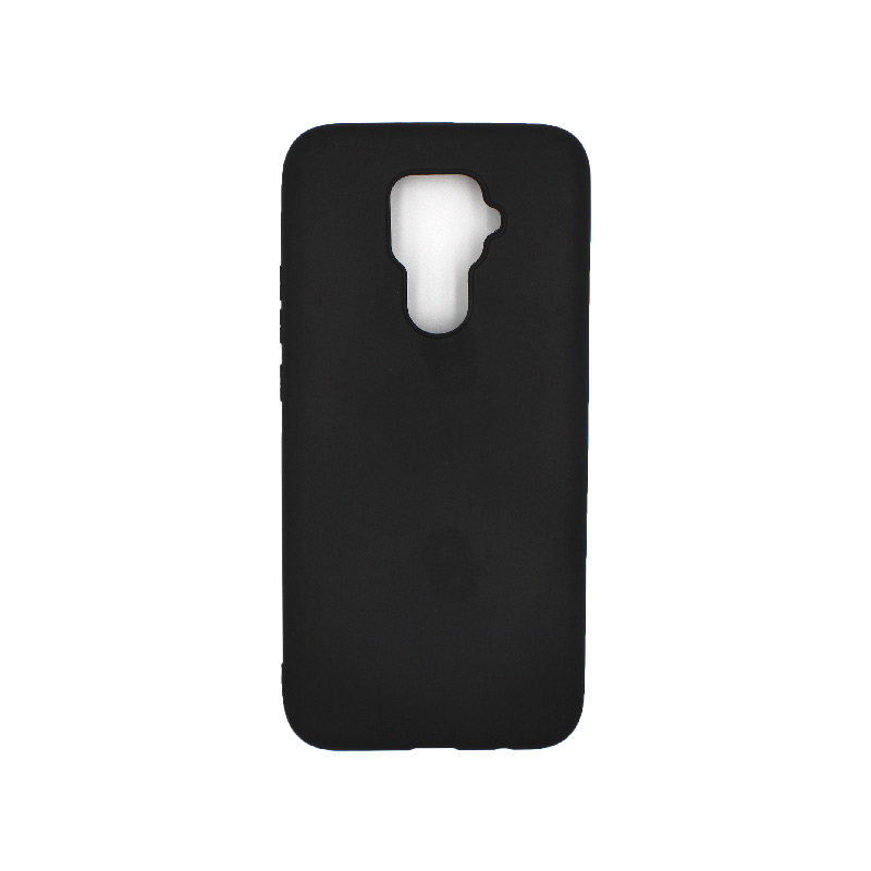Θήκη Huawei Mate 30 Σιλικόνη μαύρο