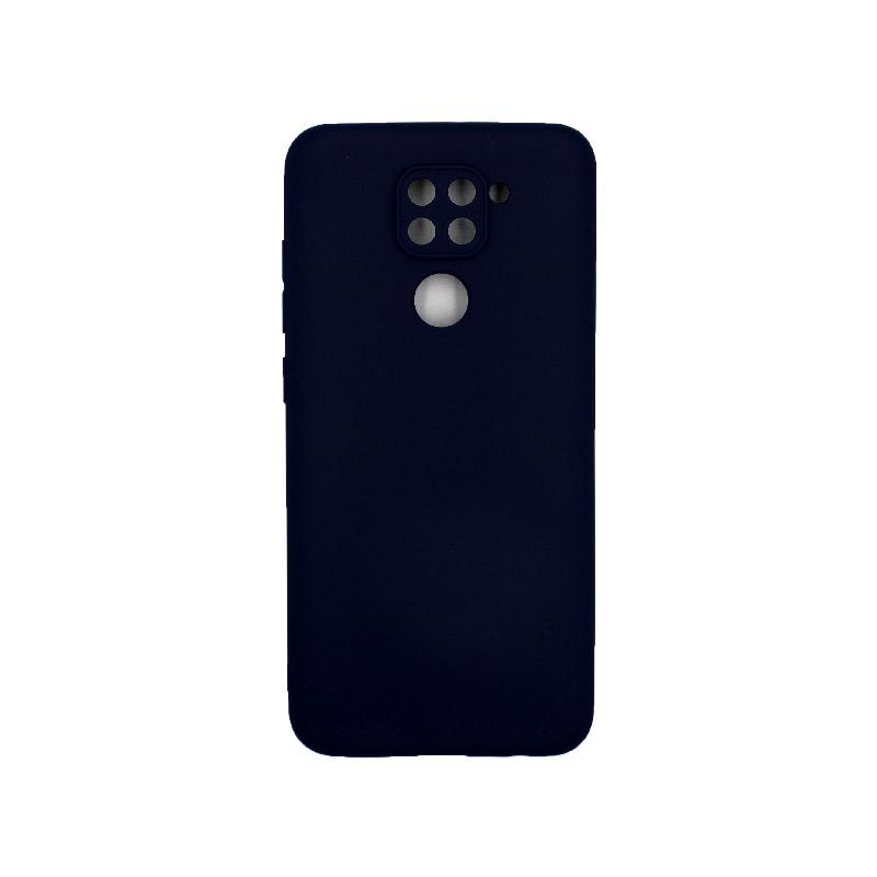 Θήκη Xiaomi Redmi Note 9 Σιλικόνη μπλε