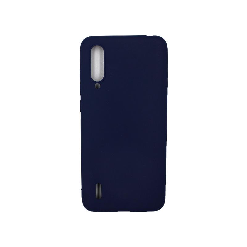 Θήκη Xiaomi Mi 9 Lite / CC9 / A3 Lite Σιλικόνη μπλε