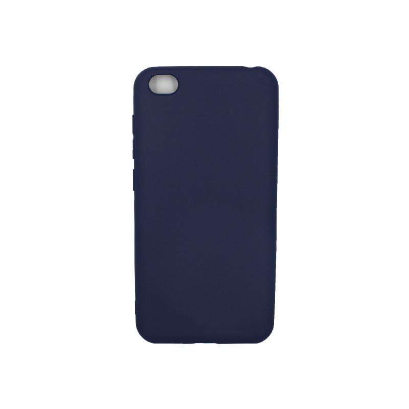 Θήκη Xiaomi Redmi Go Σιλικόνη μπλε