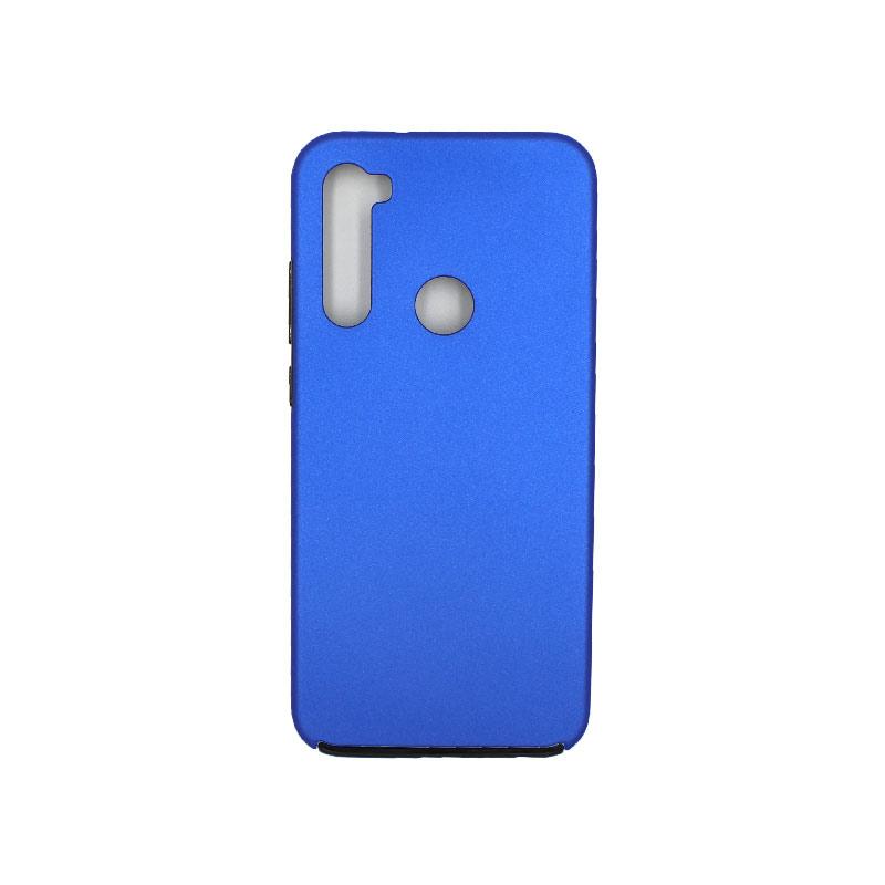 Θήκη Xiaomi Redmi Note 8T Full Body με Screen Protector μπλε 2