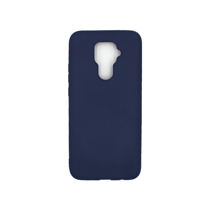 Θήκη Huawei Mate 30 Σιλικόνη μπλε