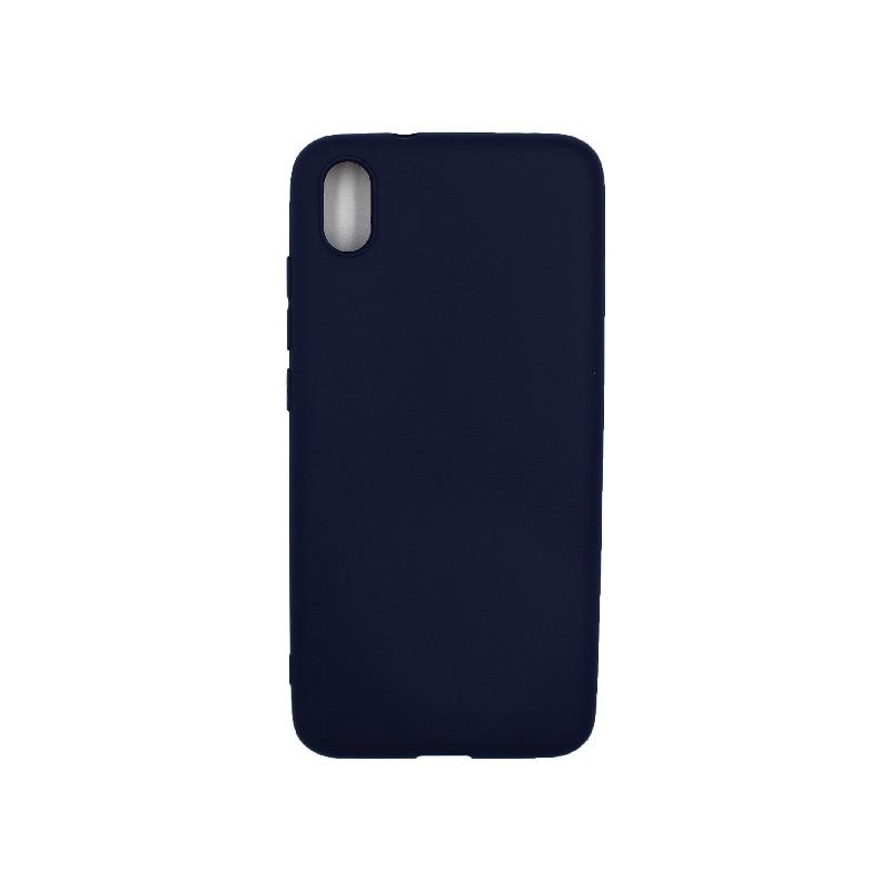 Θήκη Xiaomi Redmi 7Α Σιλικόνη μπλε