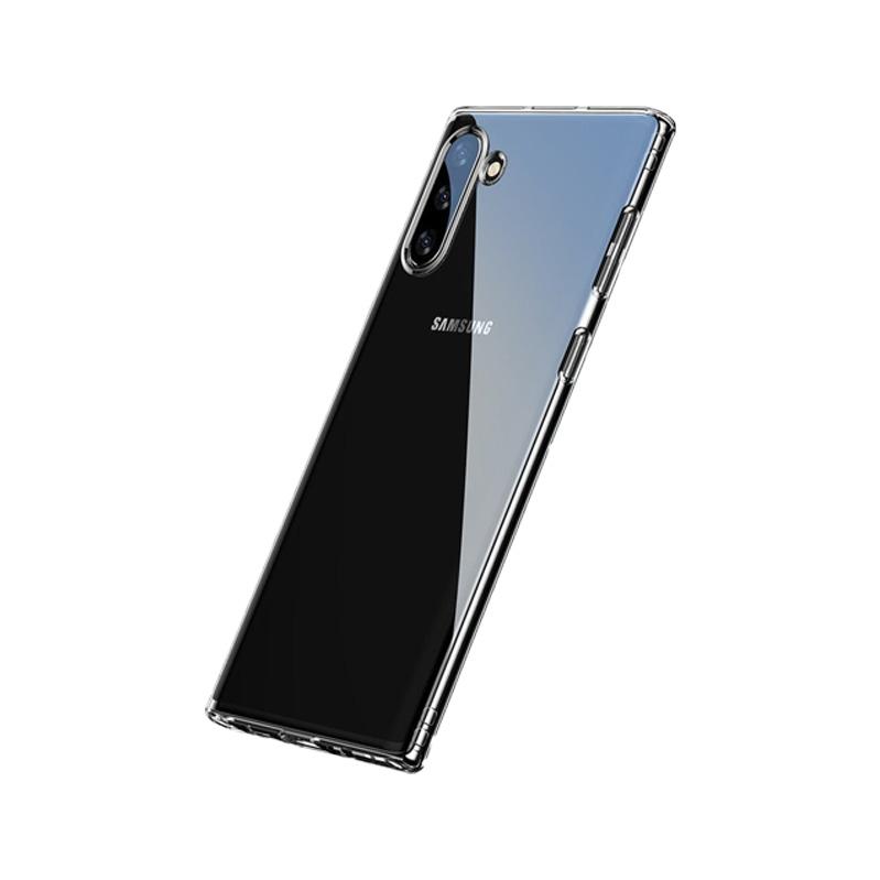 Θήκη Σιλικόνης 0.3mm Διάφανο Samsung Galaxy Note 10 2