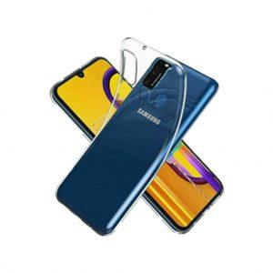 Θήκη Σιλικόνης 0.3mm Διάφανο Samsung Galaxy M21 / M30S
