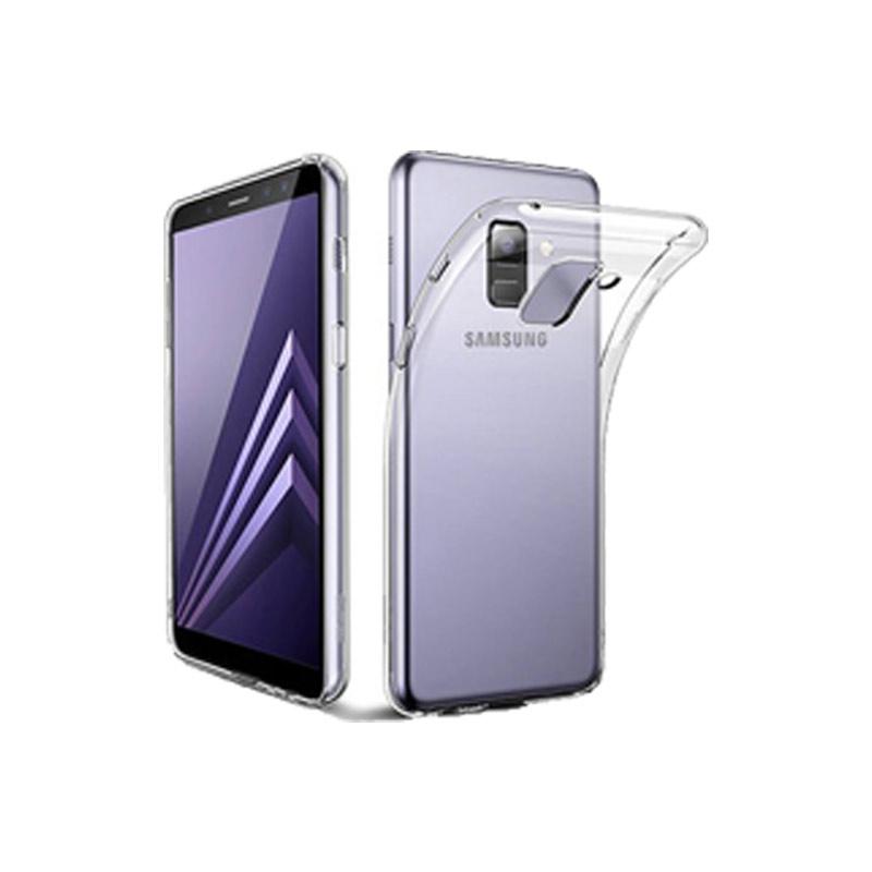 Θήκη Σιλικόνης 0.3mm Διάφανο Samsung Galaxy J6 2018