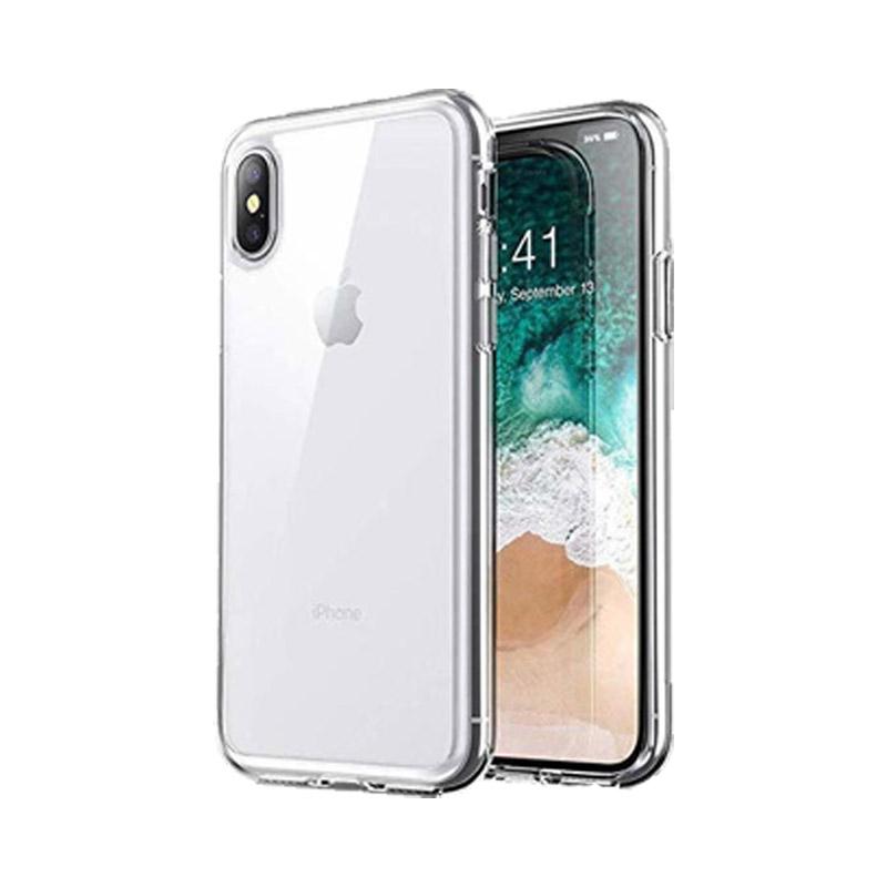 Θήκη Σιλικόνης 0.3mm Διάφανο Iphone Xs Max