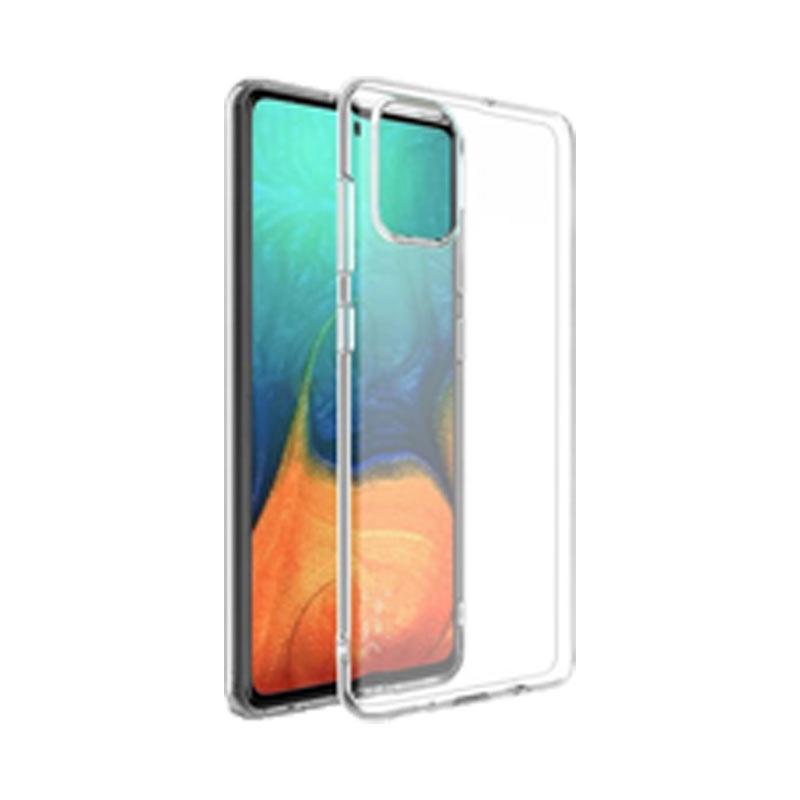 Θήκη Σιλικόνης 0.3mm Διάφανο Samsung Galaxy A71