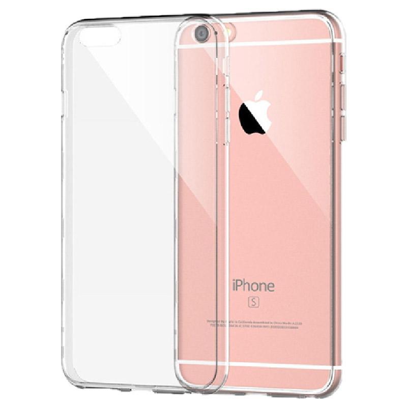 θήκη iphone 6 Plus - 6s Plus σιλικόνη διάφανο