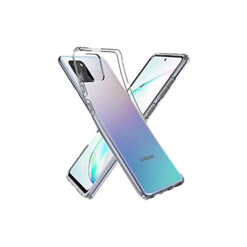 Θήκη Σιλικόνης 0.3mm Διάφανο Samsung Galaxy A81 / Note 10 Lite 2