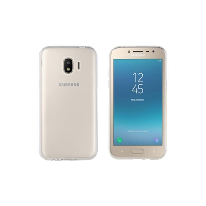 Θήκη Σιλικόνης 0.3mm Διάφανο Samsung Galaxy J2 Pro 2