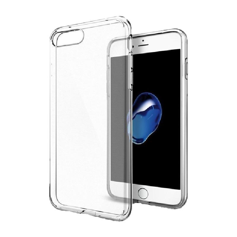 Θήκη Σιλικόνης 0.3mm Διάφανο iPhone 7 Plus / 8 Plus