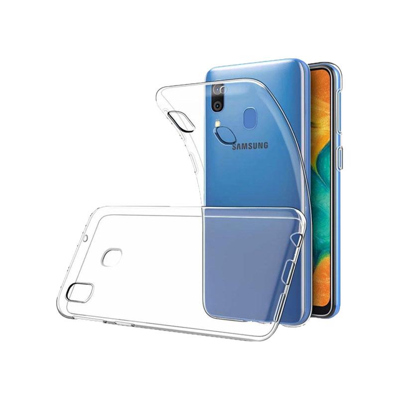 Θήκη Σιλικόνης 0.3mm Διάφανο Samsung Galaxy A40 1