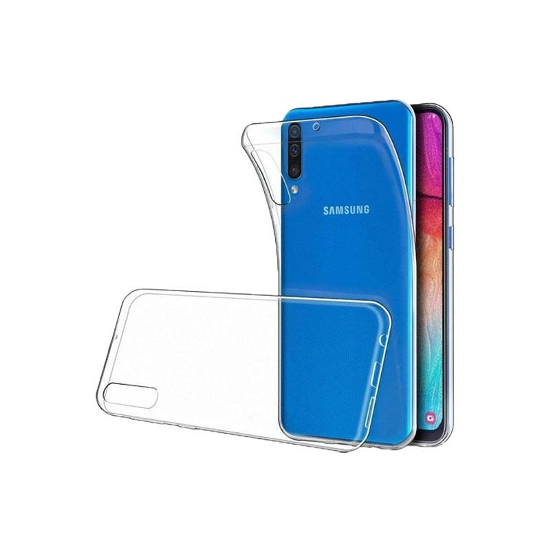 Θήκη Σιλικόνης 0.3mm Διάφανο Samsung Galaxy A70 / A70S 2