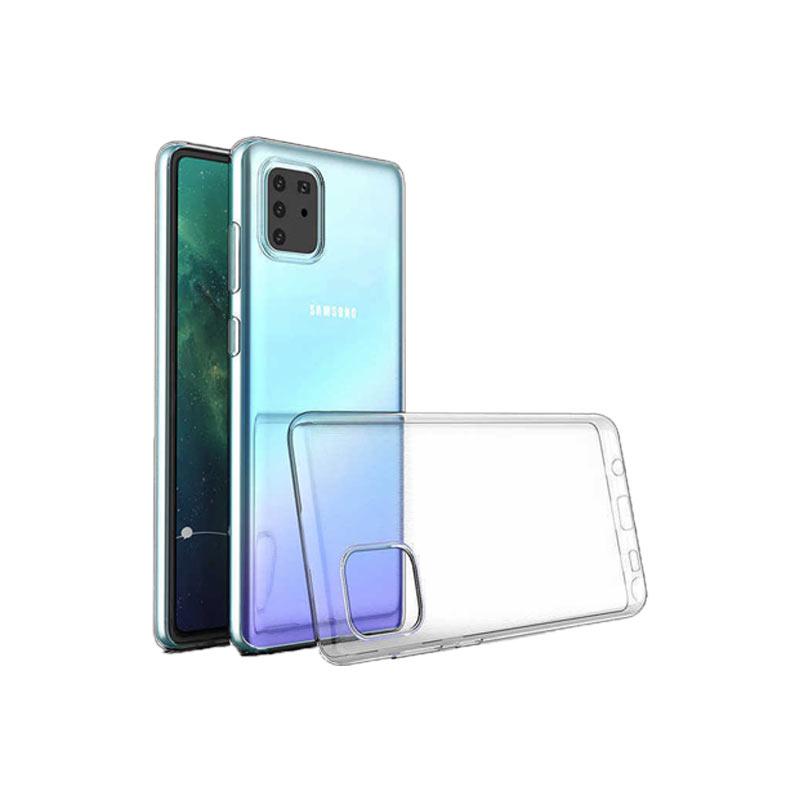 Θήκη Σιλικόνης 0.3mm Διάφανο Samsung Galaxy A81 / Note 10 Lite
