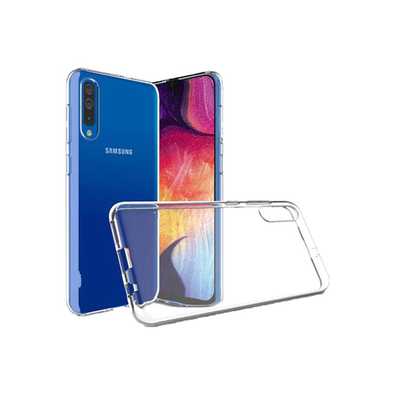 Θήκη Σιλικόνης 0.3mm Διάφανο Samsung Galaxy A70 / A70S
