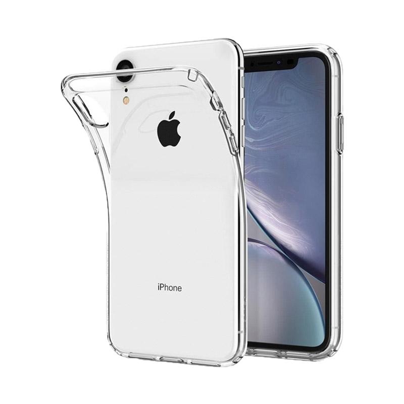 Θήκη Σιλικόνης 0.3mm Διάφανο Iphone XR