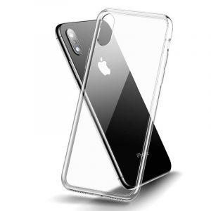 διαφανής θήκη σιλικόνης Iphone X-Xs