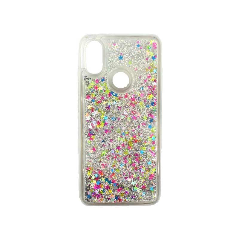 Θήκη Xiaomi Redmi S2 Liquid Glitter πολύχρωμο 1
