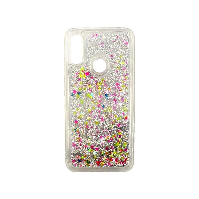 Θήκη Xiaomi Redmi Note 7 / 7 Pro Liquid Glitter πολύχρωμο 1