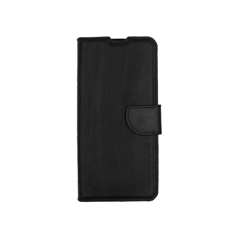 Θήκη Xiaomi Mi 10 / Mi 10 Pro πορτοφόλι μαύρο 1