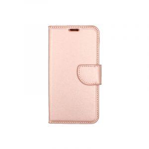 Θήκη Xiaomi Redmi Go πορτοφόλι ροζ 1