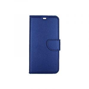 θήκη iphone Xs Max πορτοφόλι με κράτημα μπλε 1
