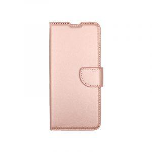 Θήκη Xiaomi Redmi Note 9S / Note 9 Pro / Max πορτοφόλι απαλό ροζ 1