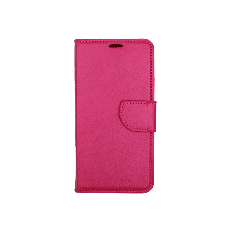 Θήκη Huawei P30 πορτοφόλι φουξ 1