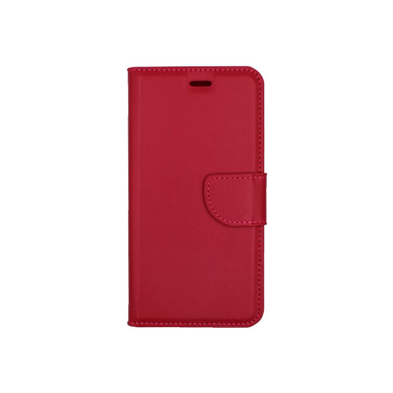 Θήκη Huawei P10 Lite πορτοφόλι φουξ 1