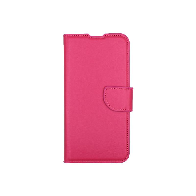 Θήκη Xiaomi Redmi 7 πορτοφόλΘήκη Xiaomi Redmi 7 πορτοφόλι φουξ 1