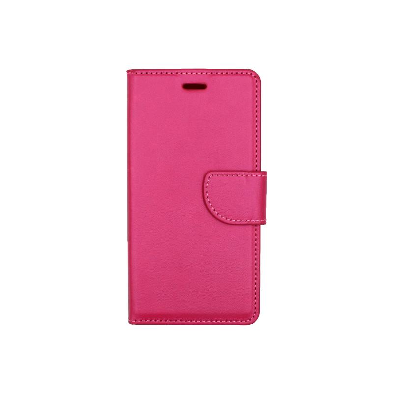 Θήκη Xiaomi Redmi 5A πορτοφόλι φουξ 1
