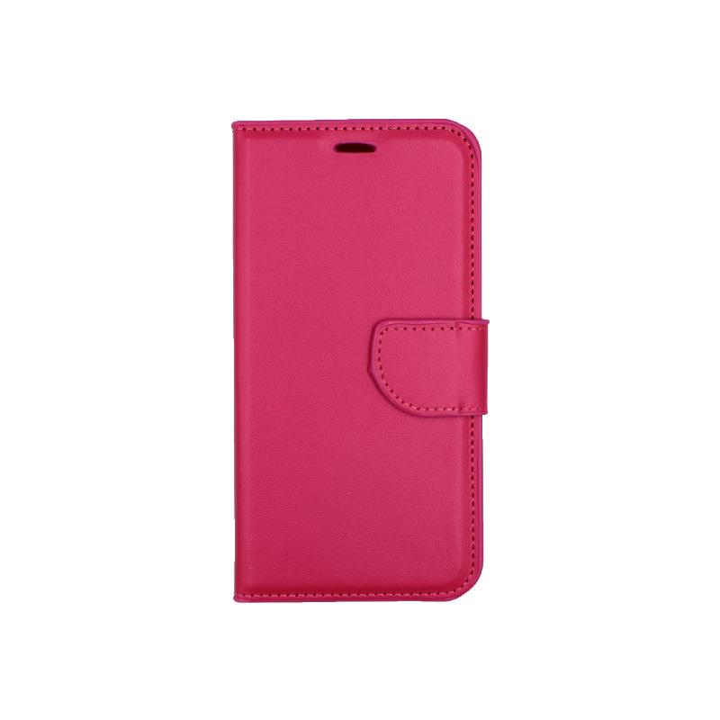 Θήκη Xiaomi Redmi 6 πορτοφόλι φουξ 1