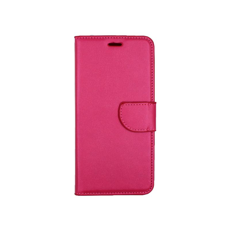 Θήκη Xiaomi Redmi Note 6 Pro πορτοφόλι φουξ 1
