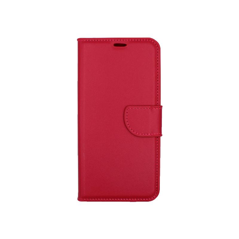 Θήκη Huawei Mate 20 Lite πορτοφόλι φουξ 1