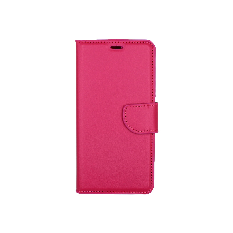 Θήκη Huawei Y6 2018 πορτοφόλι φουξ 1