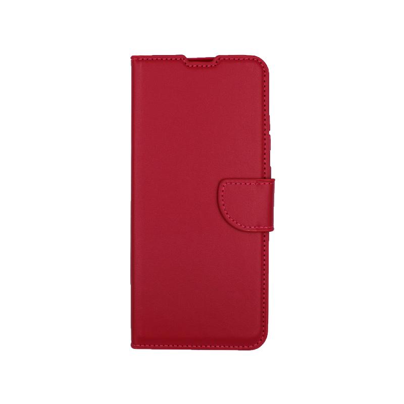 Θήκη Samsung Galaxy S20 Ultra πορτοφόλι φούξια 1
