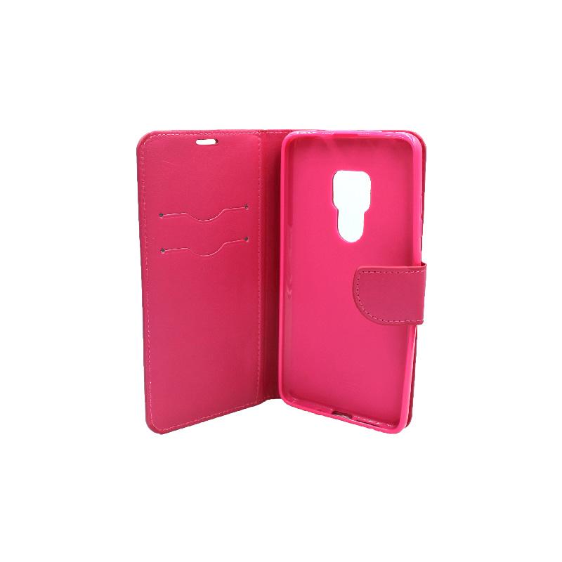 Θήκη Huawei Mate 20 πορτοφόλι φούξ 3