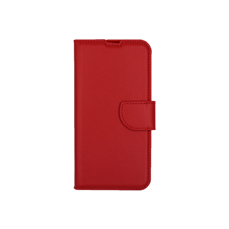 Θήκη Huawei P Smart 2019 πορτοφόλι κόκκινο 1