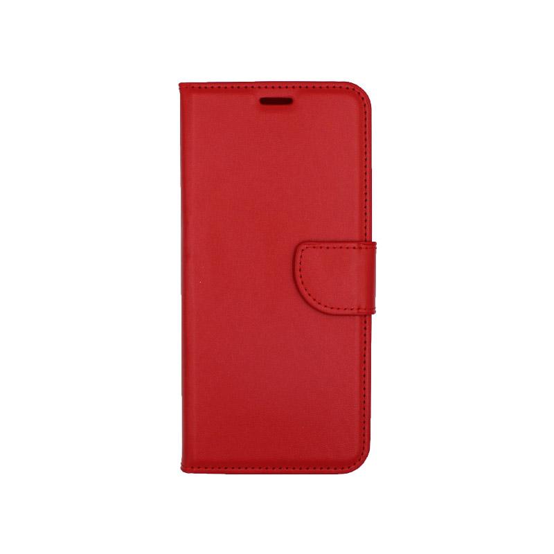 Θήκη Xiaomi Redmi Note 7 / 7 Pro πορτοφόλι κόκκινο 1