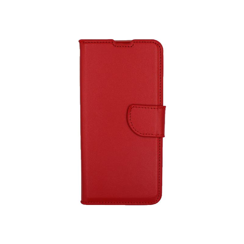 Θήκη Xiaomi Mi 9T / K20 / K20 Pro 9 πορτοφόλι κόκκινο 1