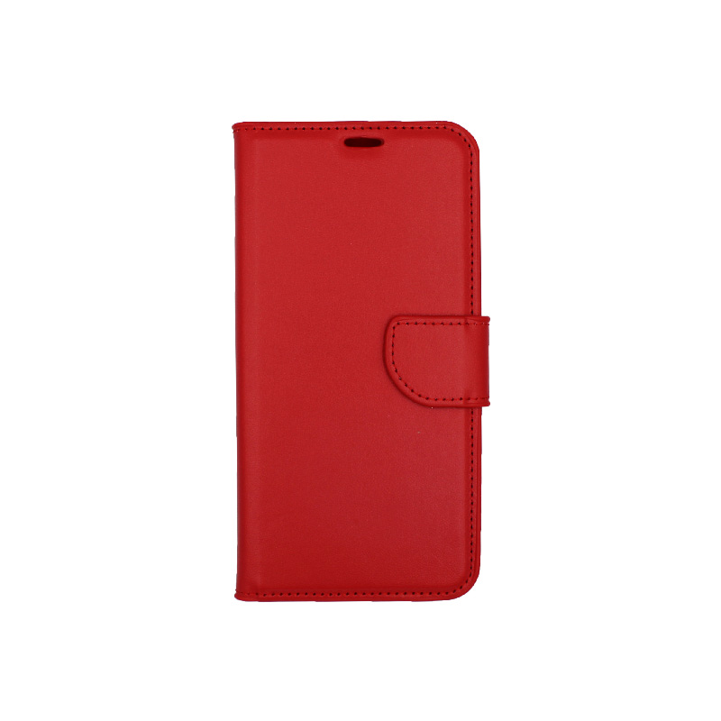 Θήκη Huawei Mate 20 Lite πορτοφόλι κόκκινο 1
