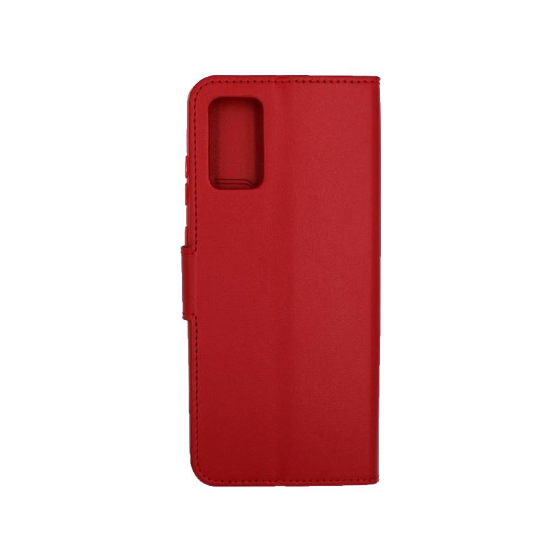 Θήκη Samsung Galaxy S20 Plus πορτοφόλι κόκκινο 2